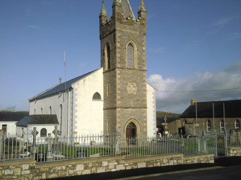 St Josephs Church The Rock Ballyshannon